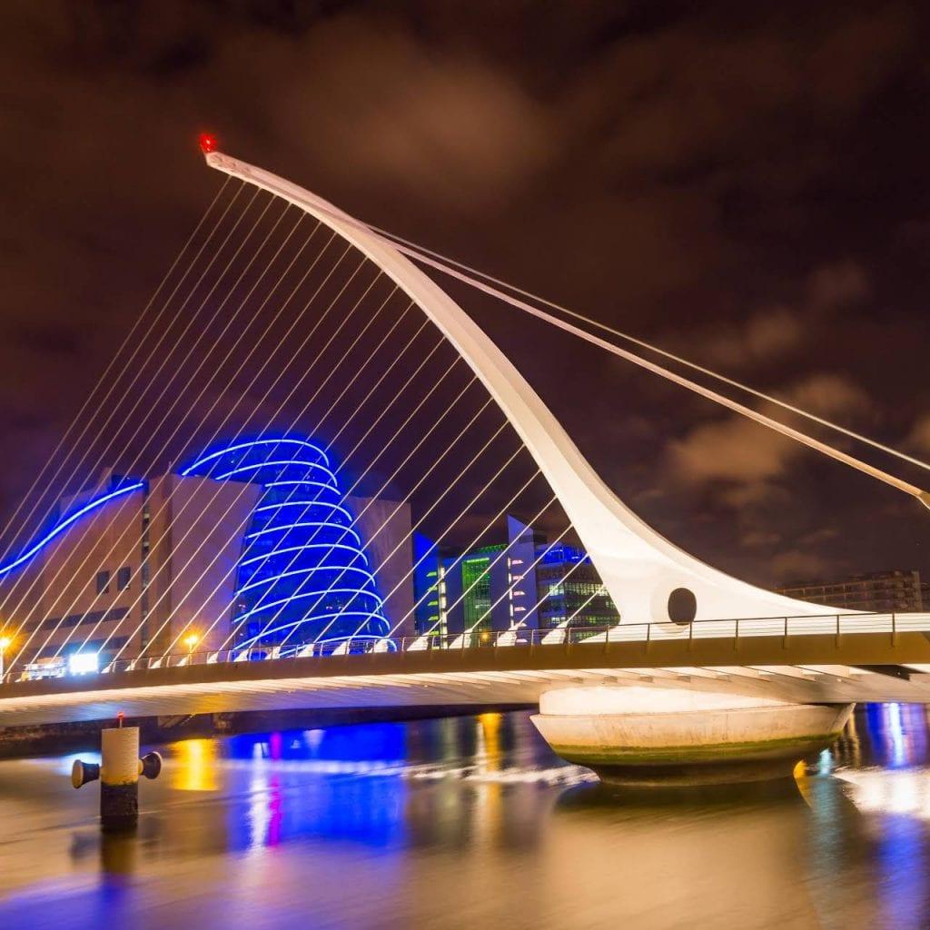 Dublin City Deliveries 1
