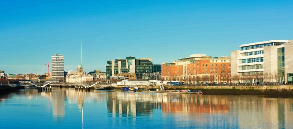 Dublin customers have come to expect high-quality Delivery Services 1