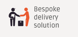 Bespoke courier service, 5 big reasons to tailor your delivery experience. 3