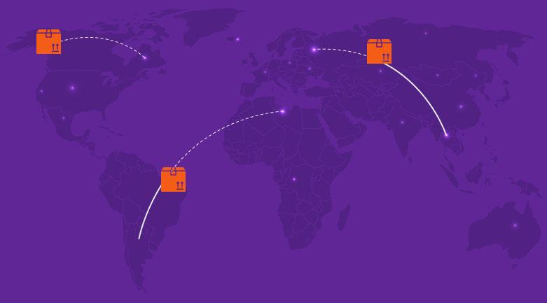 ZendFast_map_parcel