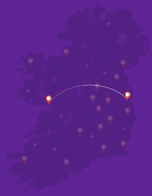 OnDemand Courier Dublin to Cork 10