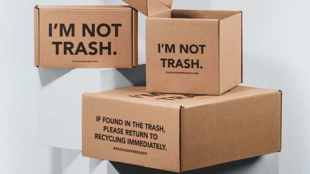 What is the carbon footprint of your parcel? 5