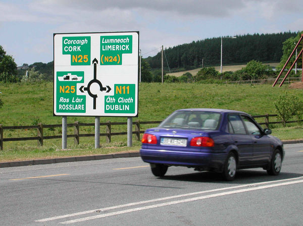 Traffic Congestion in Ireland and Effective Ways to Tackle It 2