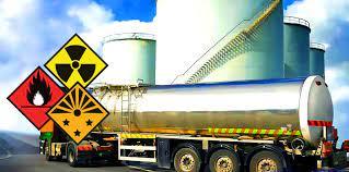 Hazardous goods transportation in logistics 5