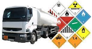 Hazardous goods transportation in logistics 2