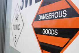 Hazardous goods transportation in logistics 8