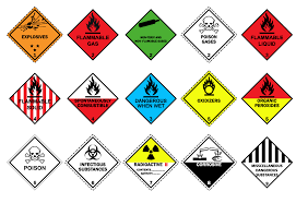 Hazardous goods transportation in logistics 4