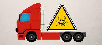 Hazardous goods transportation in logistics 1