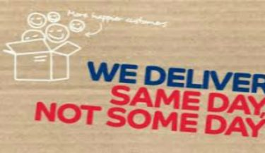 Is Same Day Delivery a Profitable Strategy for Your Supply Chain? 1