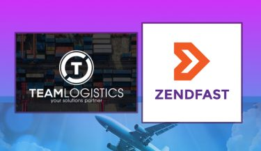 Zendfast in Partnership with Team Logistics 1